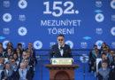 BÜMED Başkanı Sn. Önder ŞAHİN'in 152. Mezuniyet Töreni'nde 2019 Mezunlarımıza Seslenişi