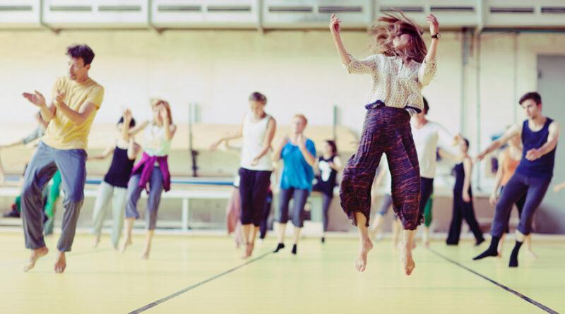 Hareket Eden Bedeninin Temelleriyle Dansa