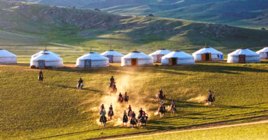 Moğolistan: Bilinmeyen Diyar
