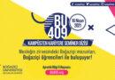 BU409 – Kampüsten Kariyere Seminer Dizisi 16 Nisan'da!