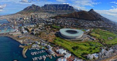 Cape Town 10-18 Ağustos 2019 (Kurban Bayramı)