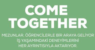 """""""Uluslararası Ticaret"""" mezunları, öğrencileri ve öğretim üyeleri BÜMED'de bir araya geldi."""