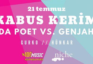 Kabus Kerim / Da Poet vs. Genjah