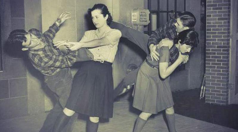 Kadınlar için Öz-Savunmaya Giriş