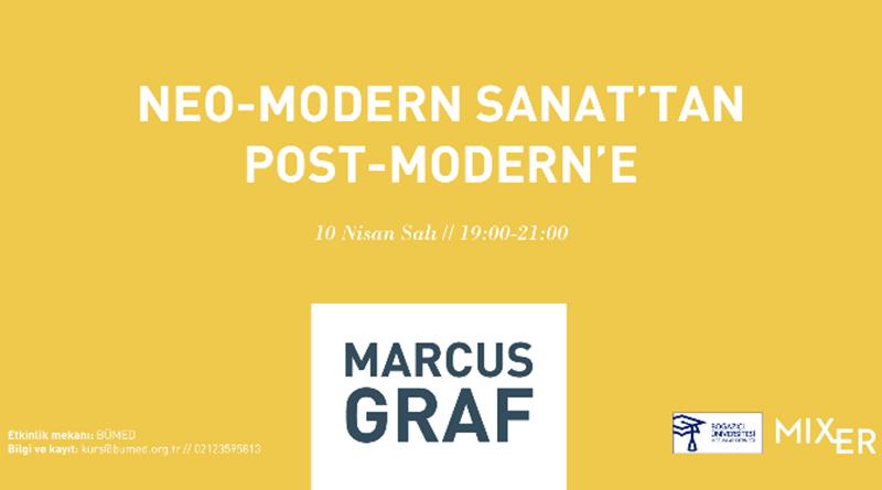 Neo-Modern Sanat'tan Post-Modern'e