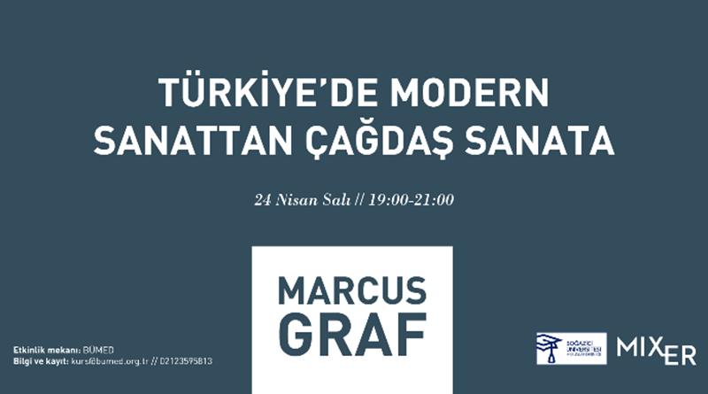 Türkiye'de Modern Sanattan Çağdaş Sanata