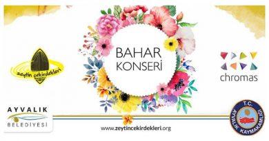Zeytin Çekirdekleri Orkestrası & Korosu ve chromas  Güzel Bir Yolculuk Bahar Konseri